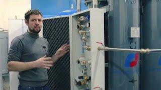 Генератор азота GN-75. Обзор системы генерации азота. Запуск системы