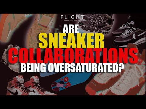 Is The Sneaker Industry Producing Too Many Collaborations?