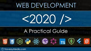 Gambar cover Web Development In 2020 - A Practical Guide