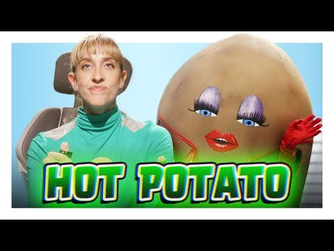 Hot Potato: The Sexiest Monster Ever