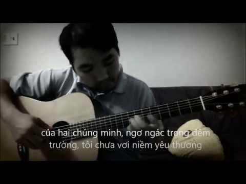 KHONG BAO GIO QUEN ANH [Guitar Solo] [K