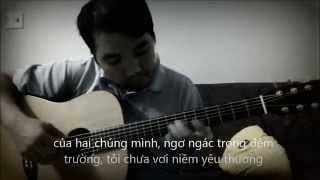 KHONG BAO GIO QUEN ANH [Guitar Solo] [K'K]