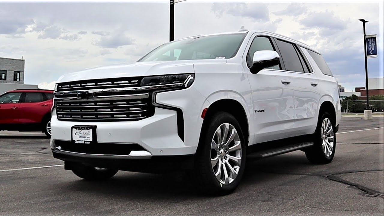 2021 Chevy Tahoe Premier Did Chevy Make Enough Changes With The New Tahoe Youtube