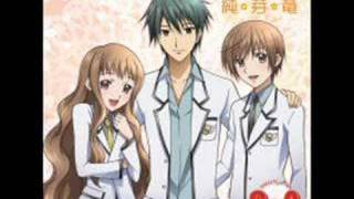 Special A opening, sung by Megumi Yamamoto (Ayahi Takagaki) with SA...