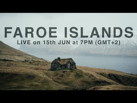 LIVE - Top 10 Faroes Photo Review + The Stories Behind The Shots + MORE!