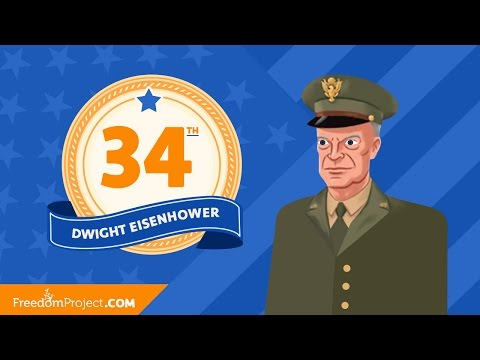 Dwight Eisenhower | Presidential Minute
