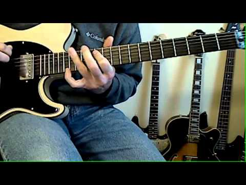 flirting with disaster solo guitar lesson videos online youtube