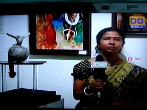 "Exhibition of  "" KOLKATA ART SOCIETY """