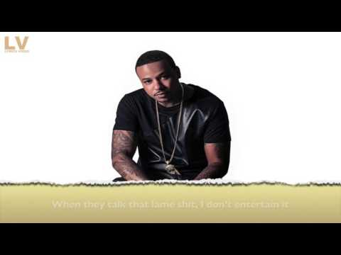 Chinx feat. Jeremih - Thug love (Lyrics)