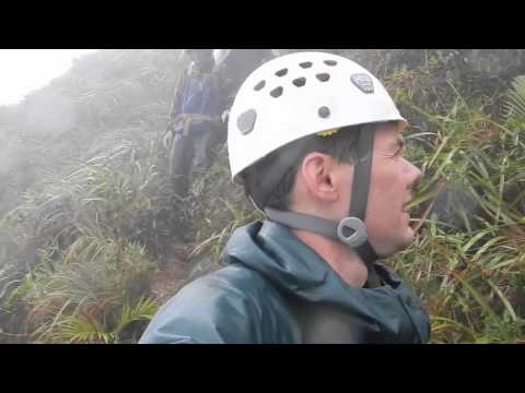 Climbing Mt Guiting Guiting Philippines most difficult mountain climb