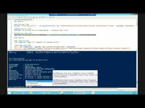 Automating Group Policy Management with PowerShell