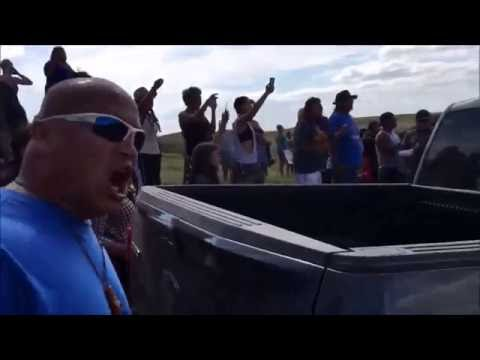 Red Warrior Camp Standing Rock 9.3.16 Stop the North Dakota Access Pipline