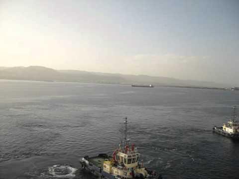 Port of Aqaba Jordan  www.gabriellas-reiseseiten.de