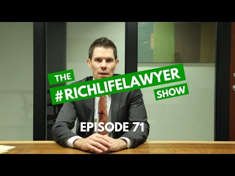 Letters Of Administration Explained | #RichLifeLawyer Show 71