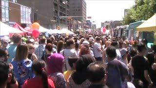 Lilac Festival Calgary Vlog