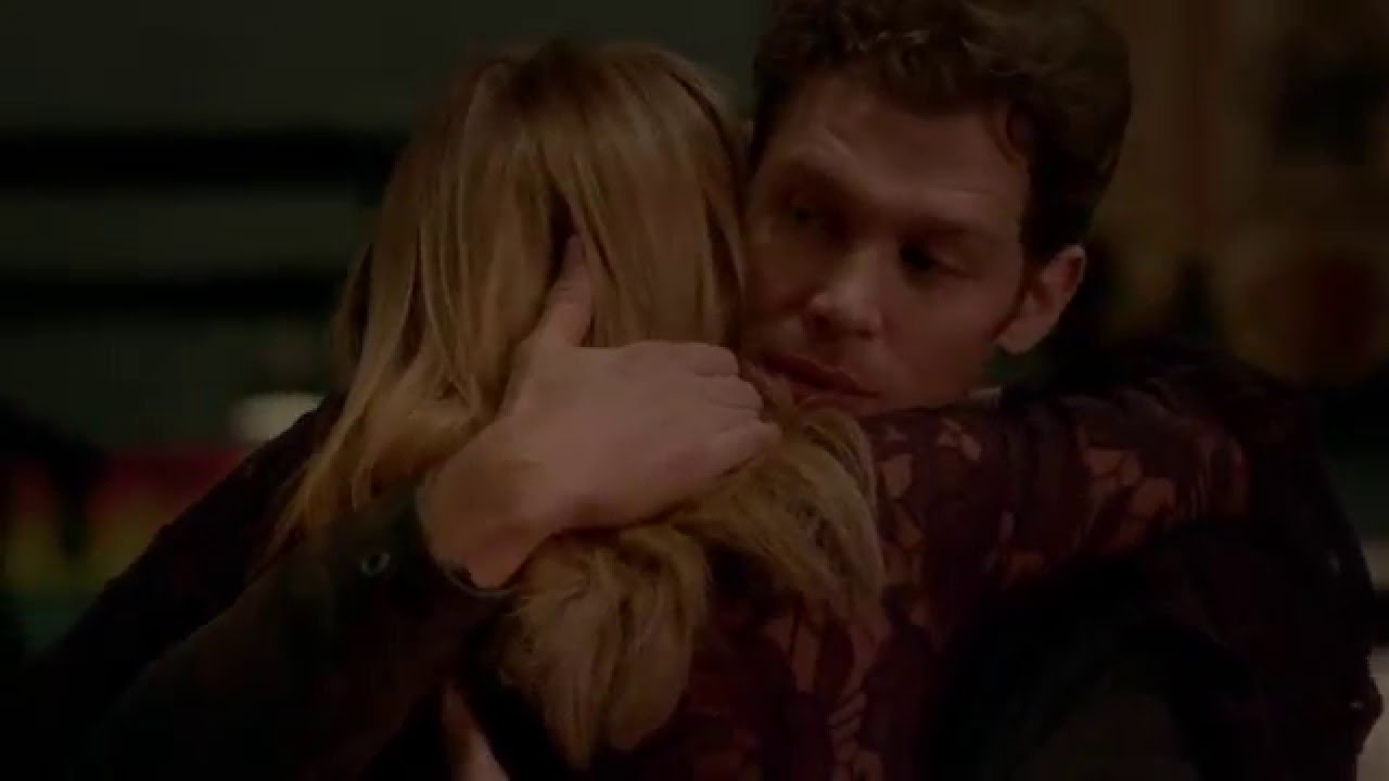 The Originals 3x08 Klaus Amp Camille Hug 2 Youtube