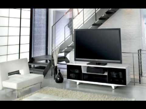 BDI Home Theater Furniture Design Philosophy YouTube - Home theater furniture