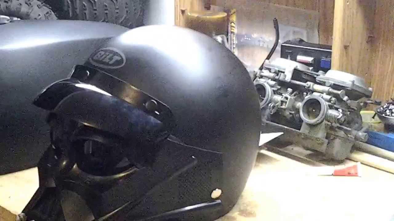 Darth Vader Helmet Youtube