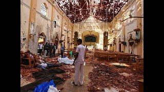 Sri Lanka: 8 serial blasts at Colombo hotels and churches kill more than 200