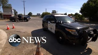 Suspect down after active shooting in Paso Robles, California