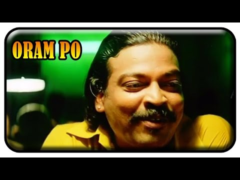Oram Po Tamil Movie - John Vijay insults Arya and Lal