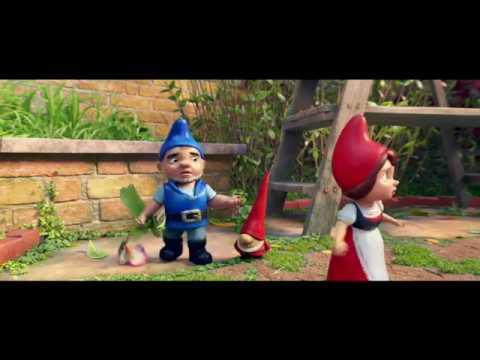 神探福爾摩侏 (英語版) (Sherlock Gnomes)電影預告