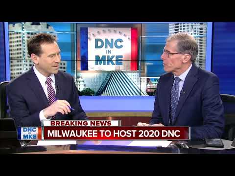 Milwaukee to host Democratic National Convention in 2020