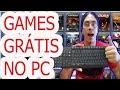 Top 10 jogos GRÁTIS para PC FRACO - SEM PLACA DE VÍDEO!