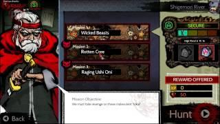 Akaneiro: Demon Hunters. Видеообзор