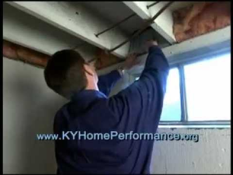 KY Home Performance - Information and Home Assessment Tour