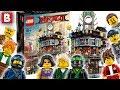 Biggest Lego Ninjago Set Ever!!! Ninjago City 70620! | Ninjago Collectible Minifigures! | Lego News video