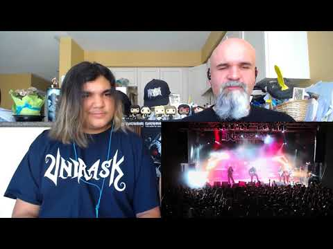 Rhapsody of Fire - Dawn of Victory (Live) [Reaction/Review]