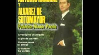 ANTONIO RANCHAL Y ALVAREZ DE SOTO MAYOR, CANTA POR TARANTOS