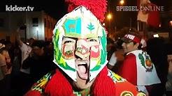 Party in Peru: Erste WM-Teilnahme seit 1982