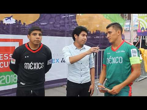 Homeless World Cup México 2018