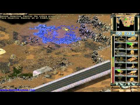 Command & Conquer Tiberian Sun Firestorm Hard - GDI - 08: Factory Recall 1/1