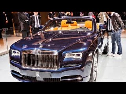 A new 'Dawn' for Rolls-Royce