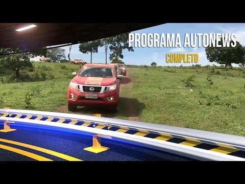 Programa AutoNewsTV 10-02 - Completo