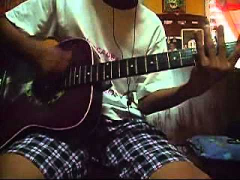 what you are typecast guitar cover by kenneth