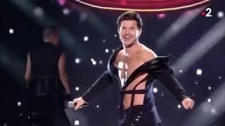 """Vincent Niclo """" Lady Marmalade """" émission """" J.P Gaultier fait son Show """" (13/10/2018)"""