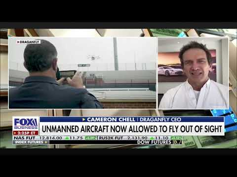 CEO Cameron Chell On Fox Business