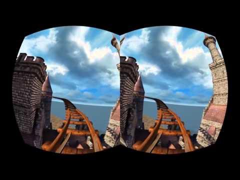 Oculus Rift Игры: Rift Coaster