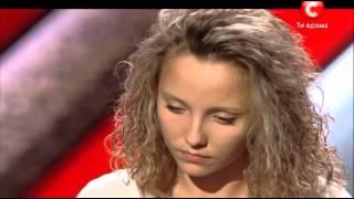 X-Factor 3 Жанна Перегон