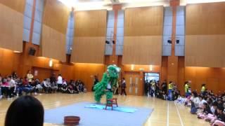 2013第五屆東區獅賽小學組-農圃道官立小學冠軍