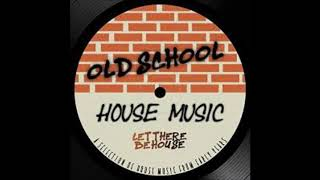 House Music Mix 80's & 90's (Old School)