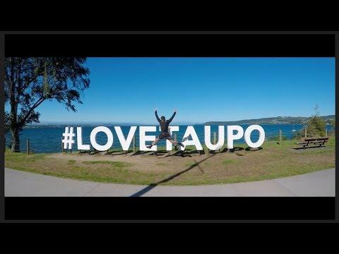 TAUPO - New Zealand! 2018 *GoPro*