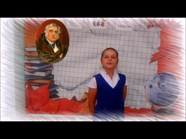 Изображение предпросмотра прочтения – ВалерияЧалышева читает произведение «Свинья под дубом» И.А.Крылова