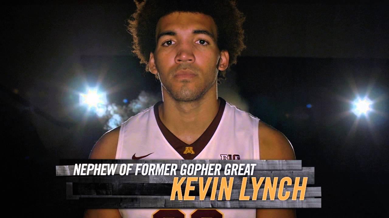 Reggie Lynch - Meet the Newcomers (Gopher Men's Basketball ...