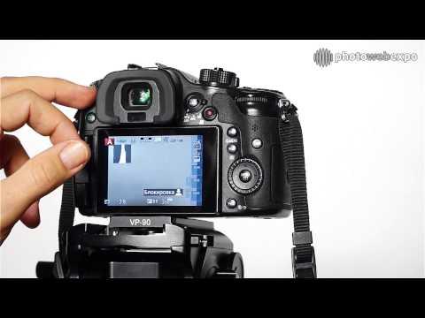 Panasonic GH4. Видео тест