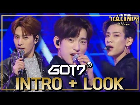 [HOT] GOT7 - Intro + Look, 갓세븐 - Intro + Look